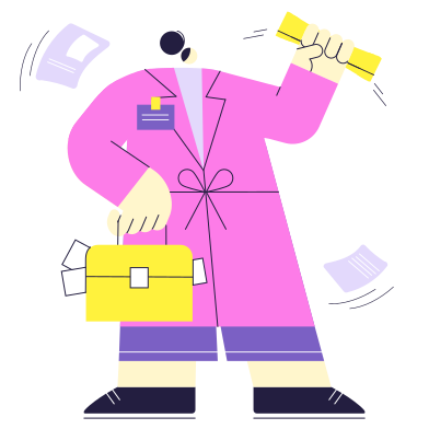 style Journalist images in PNG and SVG | Icons8 Illustrations