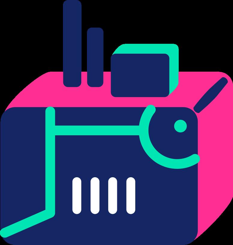 generator Clipart illustration in PNG, SVG