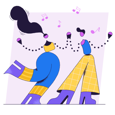 Dancing Clipart Illustrations & Images in PNG and SVG