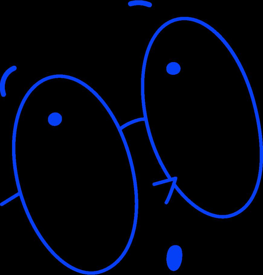 Illustration clipart Visage aux formats PNG, SVG
