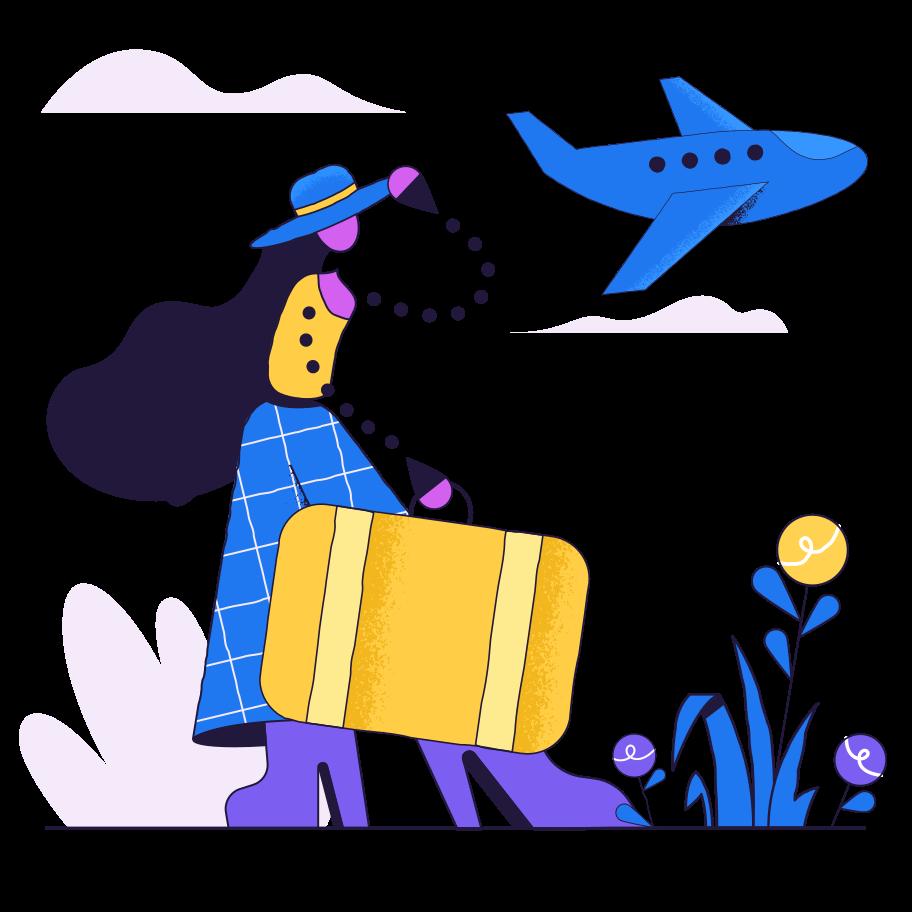 Journey Clipart illustration in PNG, SVG