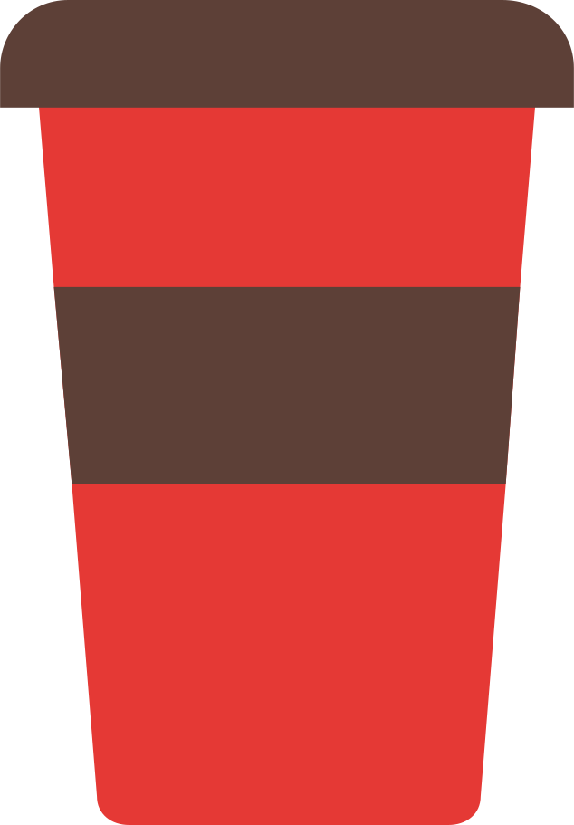 take away coffee cup Clipart illustration in PNG, SVG