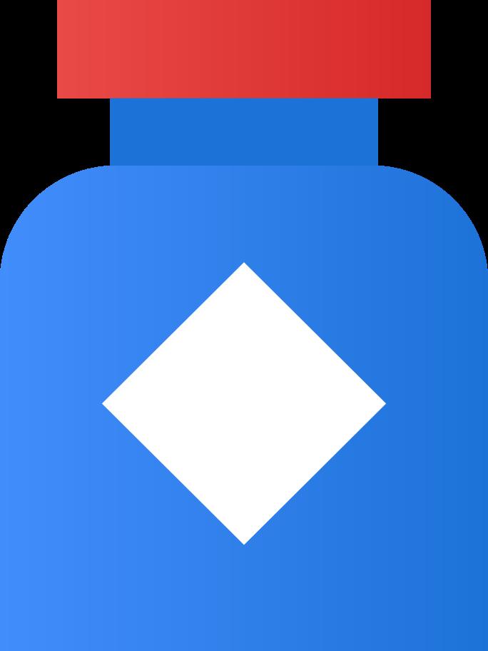 Flasche Clipart-Grafik als PNG, SVG