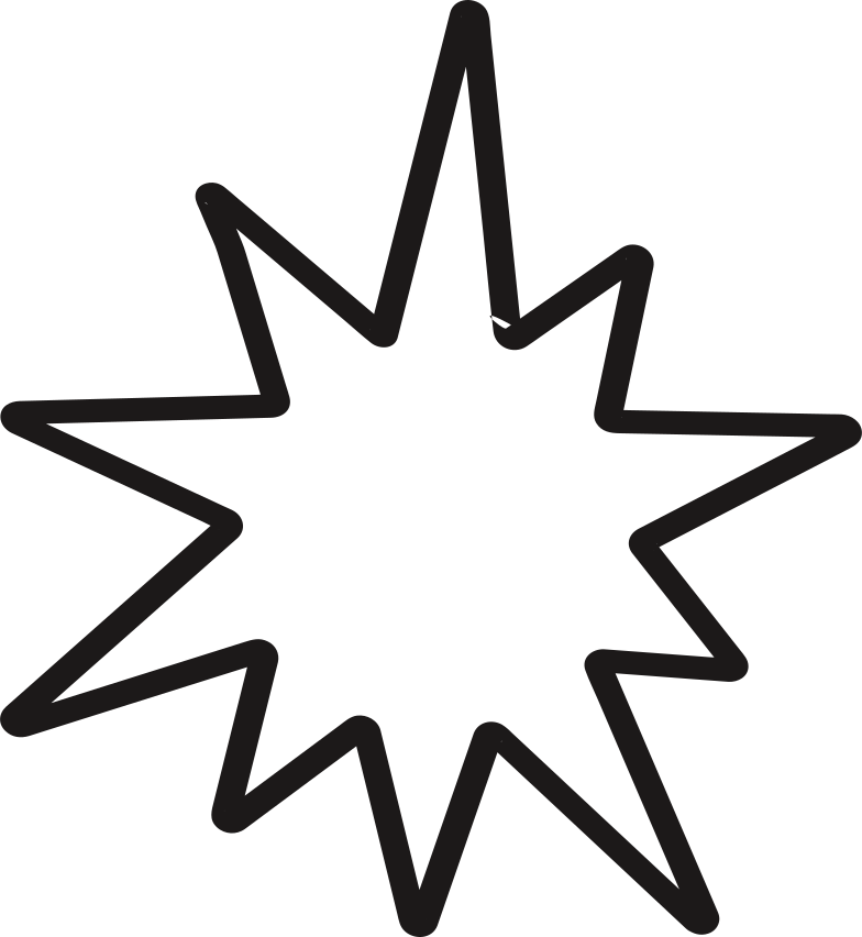 style black star Vector images in PNG and SVG | Icons8 Illustrations
