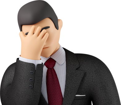 style facepalm man  close-up images in PNG and SVG   Icons8 Illustrations