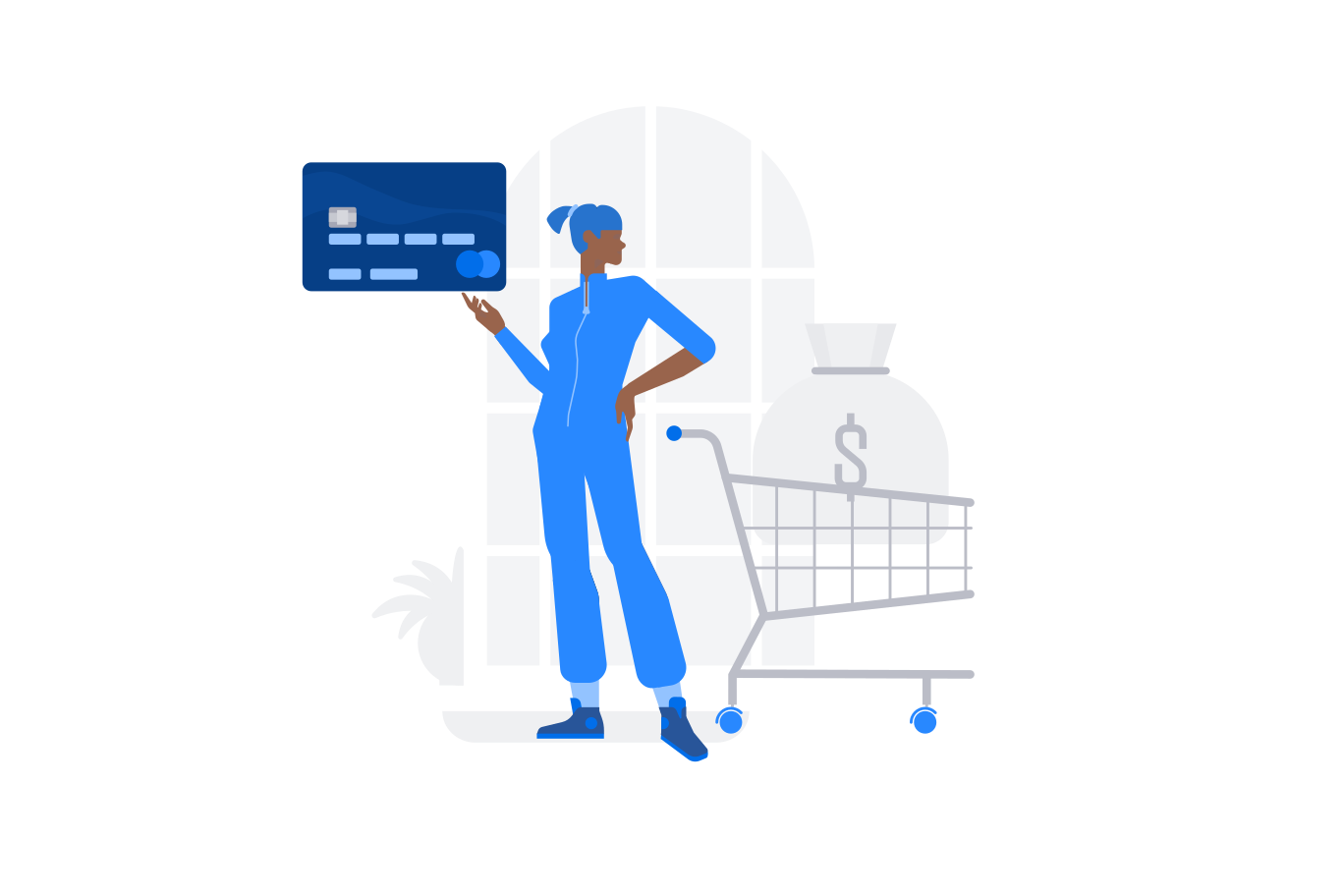 style Credit card order images in PNG and SVG | Icons8 Illustrations