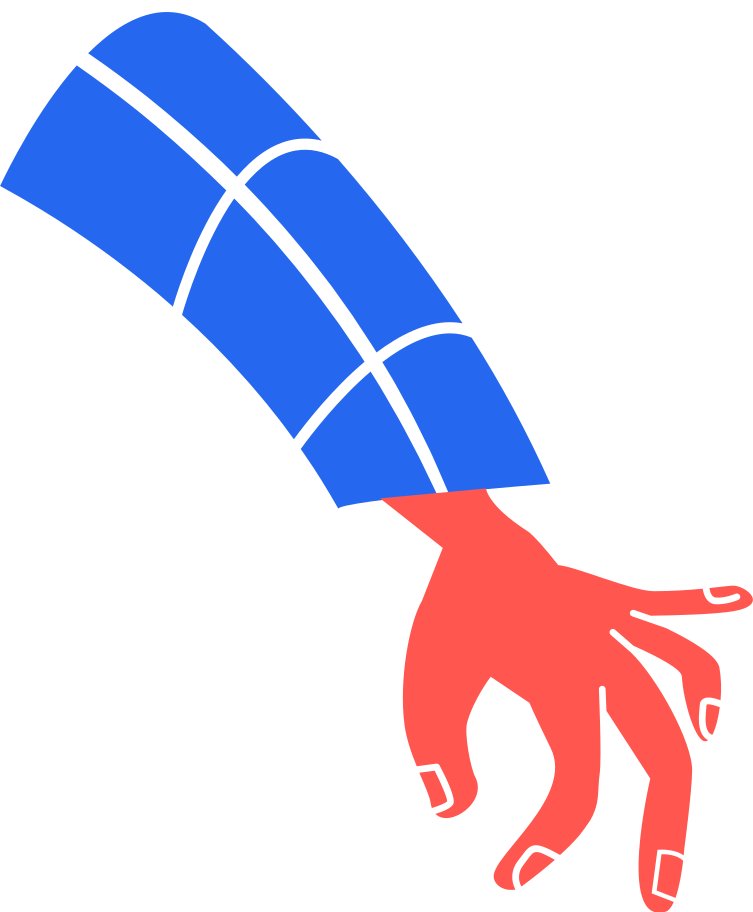 male hand Clipart illustration in PNG, SVG