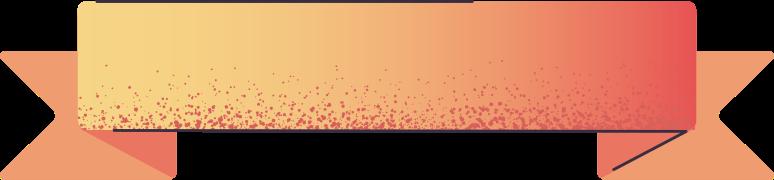 banner Clipart illustration in PNG, SVG