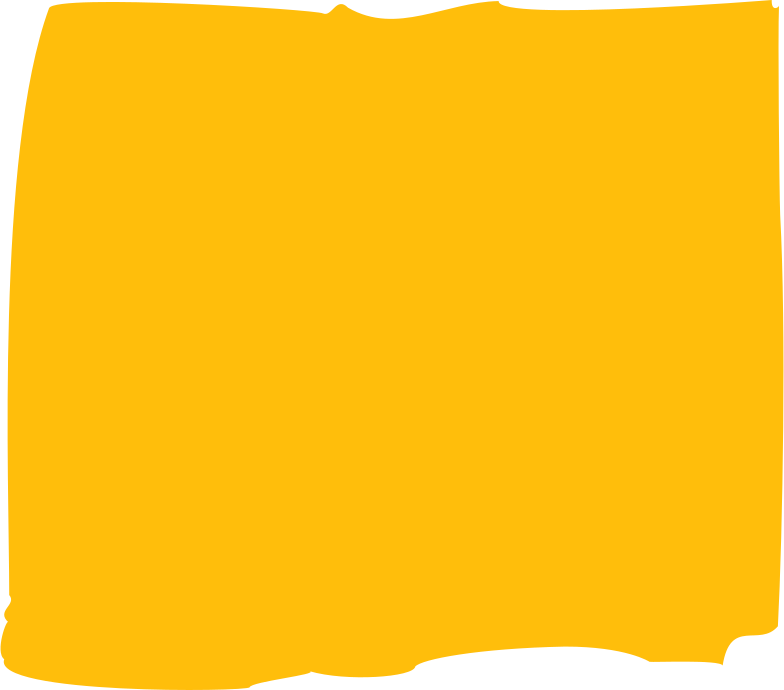 yellow restangle Clipart illustration in PNG, SVG