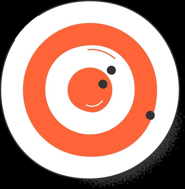 target Clipart illustration in PNG, SVG