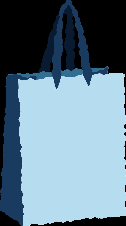 gift bag Clipart illustration in PNG, SVG