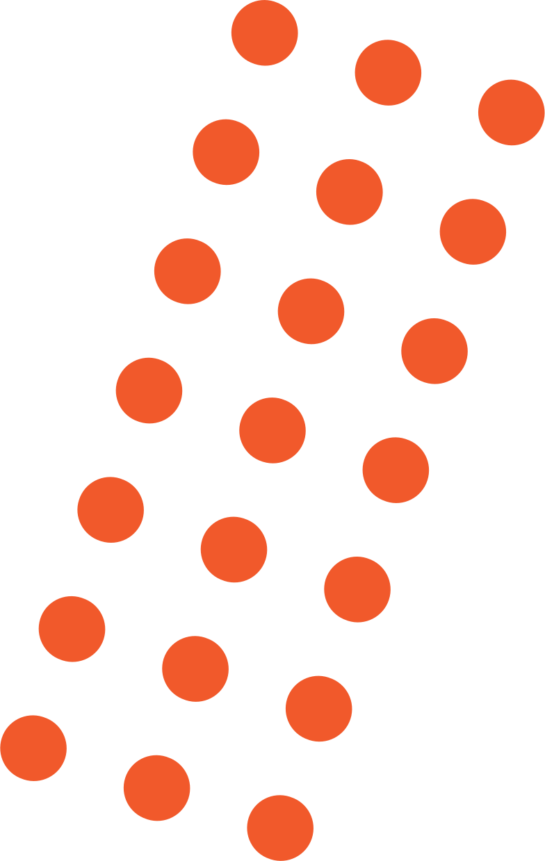 Illustration clipart points rouges aux formats PNG, SVG