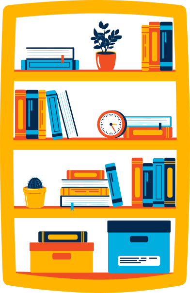 style library images in PNG and SVG | Icons8 Illustrations