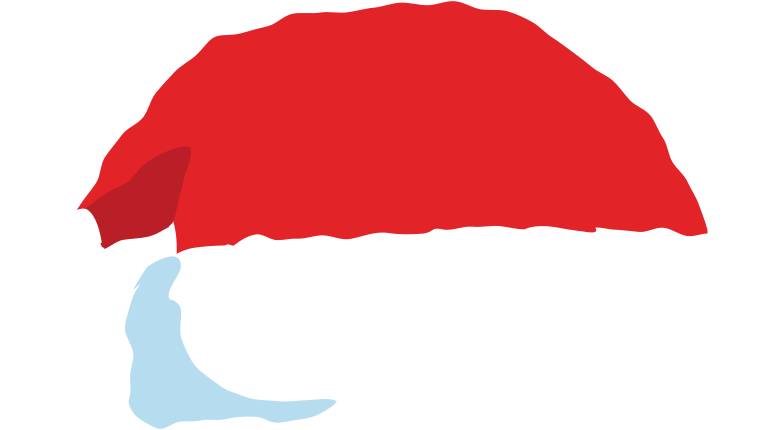 style christmas hat side Vector images in PNG and SVG | Icons8 Illustrations