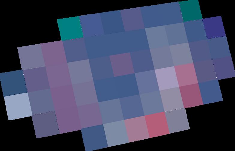 Illustration clipart pixels aux formats PNG, SVG