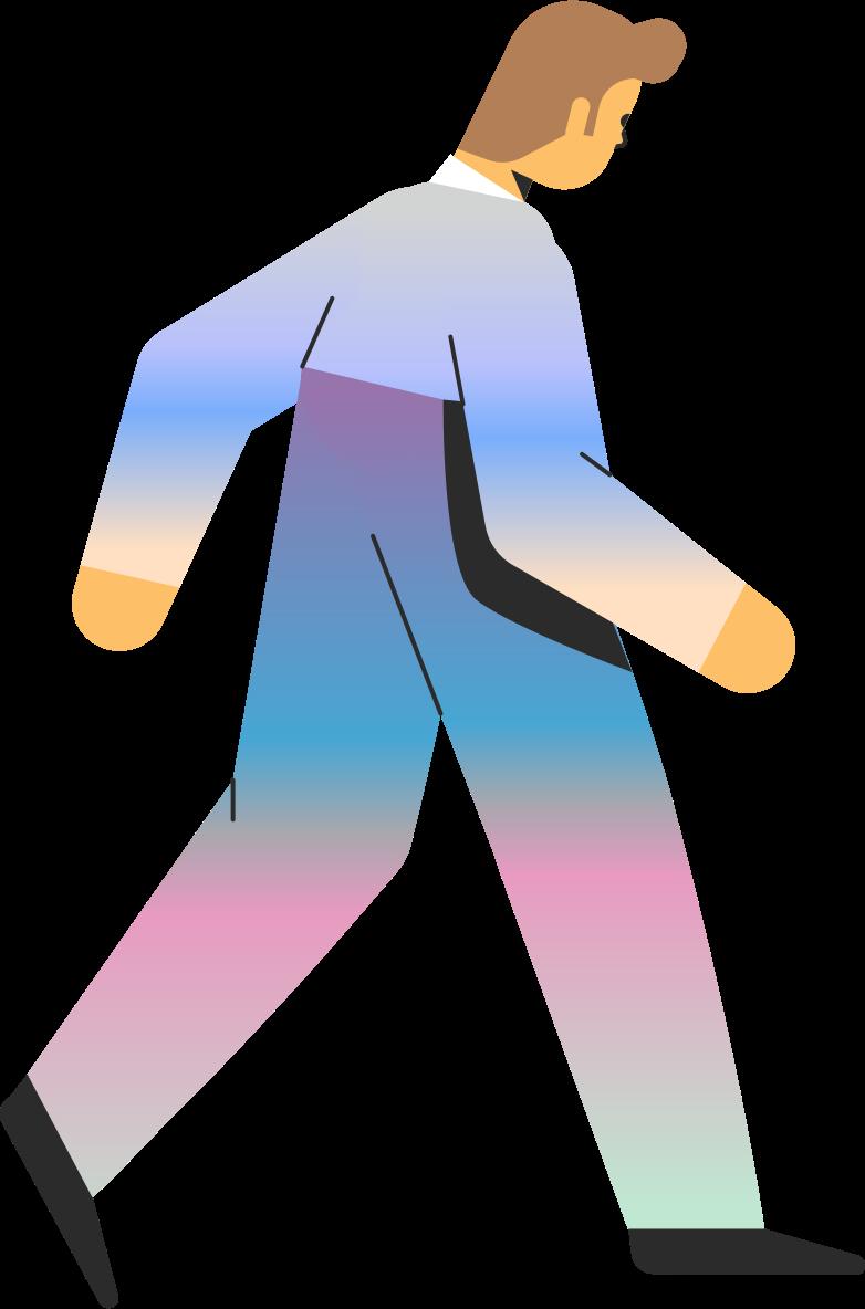man leaves Clipart illustration in PNG, SVG