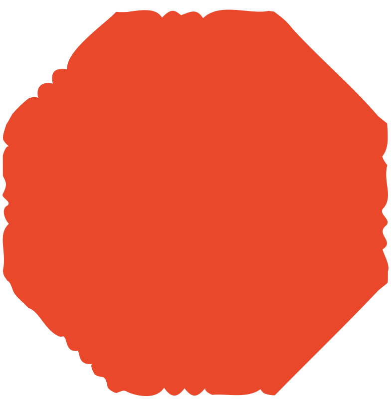 octagon red Clipart illustration in PNG, SVG