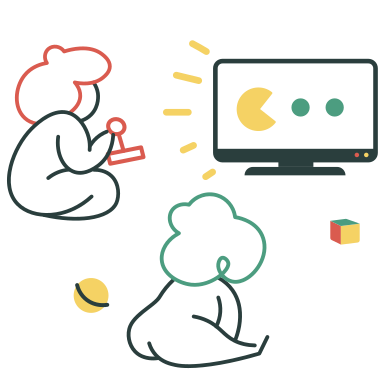 style Tv addiction images in PNG and SVG | Icons8 Illustrations