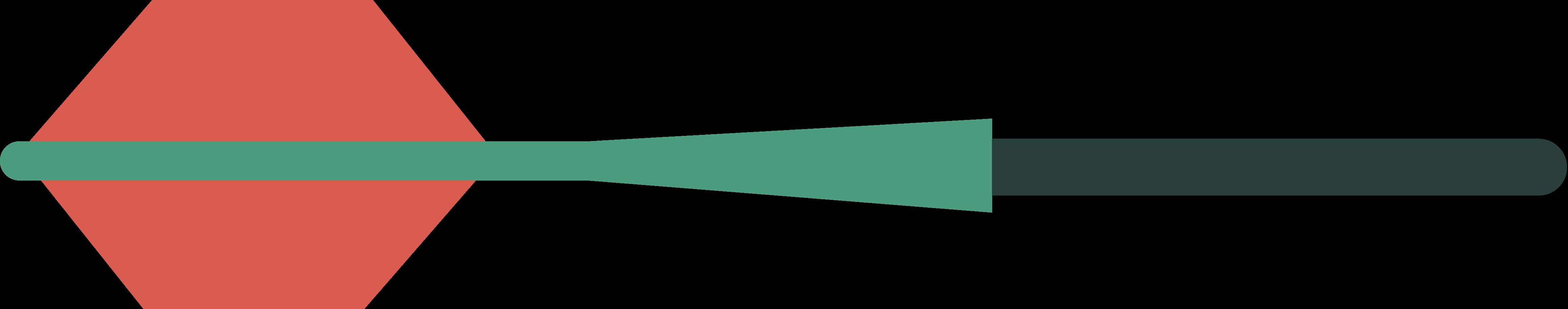dart Clipart illustration in PNG, SVG
