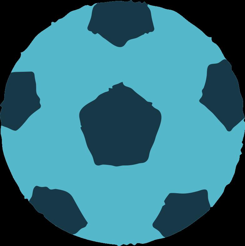 soccer Clipart illustration in PNG, SVG
