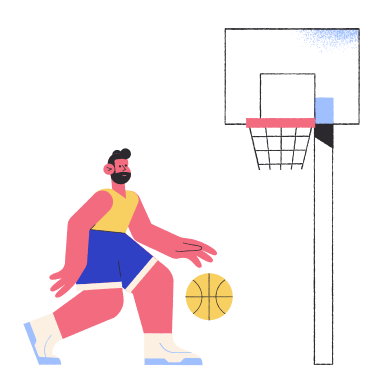 Basketball Clipart Illustrations & Images in PNG and SVG