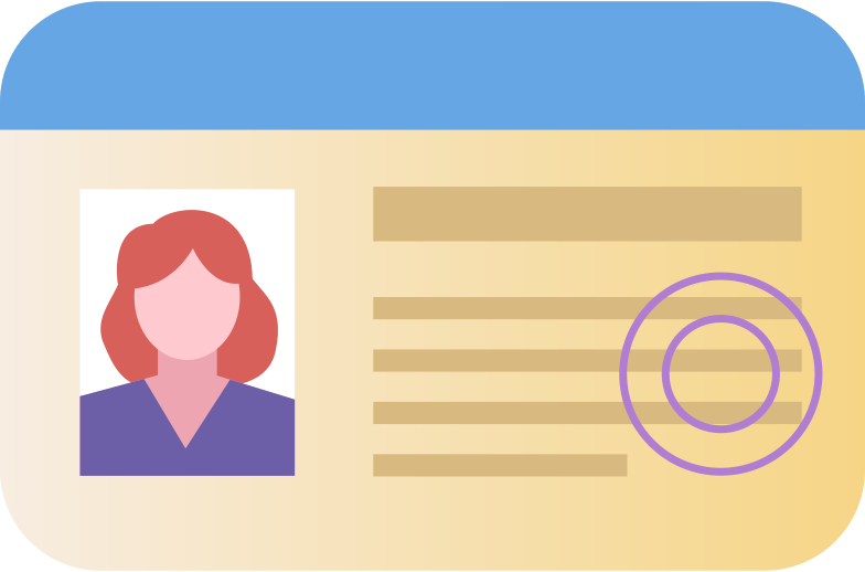 id Clipart illustration in PNG, SVG