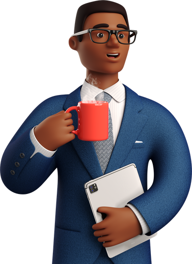 style with coffee man images in PNG and SVG | Icons8 Illustrations