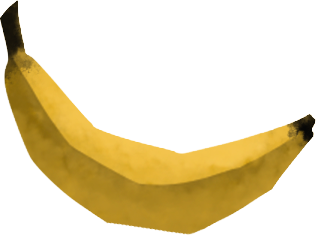 banana Clipart illustration in PNG, SVG