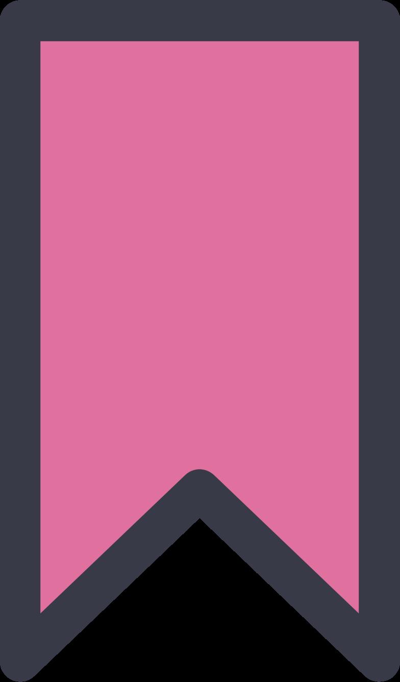 Marca páginas Clipart illustration in PNG, SVG