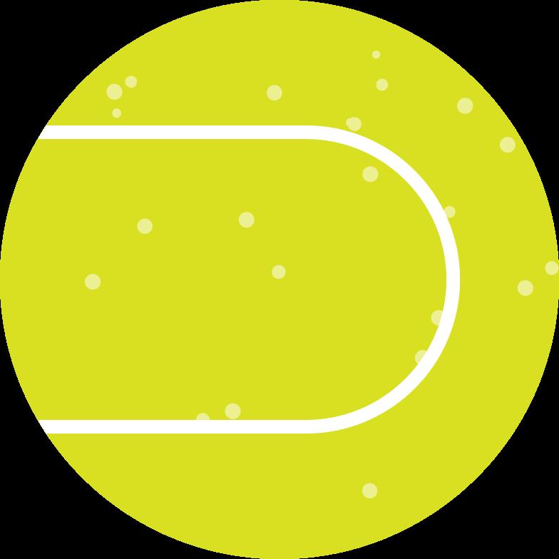 Vektorgrafik im  Stil grüner tennisball als PNG und SVG | Icons8 Grafiken