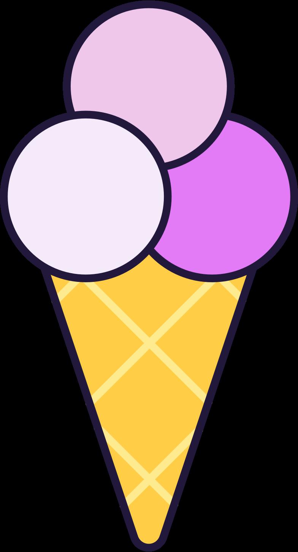 PNGとSVGの  スタイルの アイスクリーム ベクターイメージ | Icons8 イラスト
