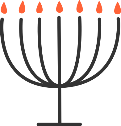 style menorah images in PNG and SVG | Icons8 Illustrations