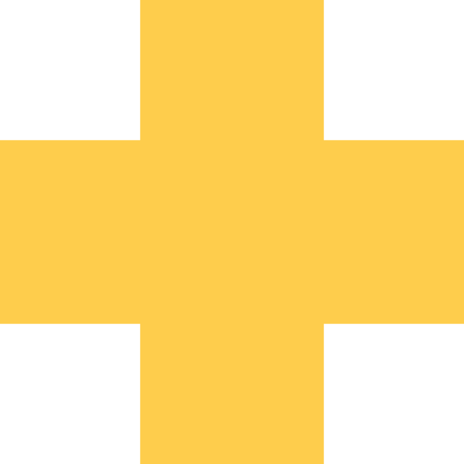 cross-yellow Clipart illustration in PNG, SVG