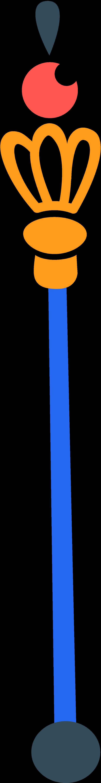 royal rod Clipart illustration in PNG, SVG