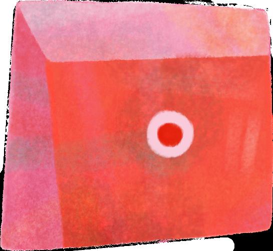 block Clipart illustration in PNG, SVG