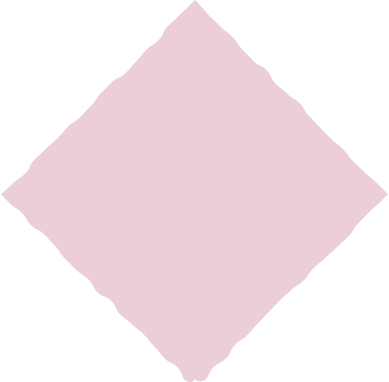 rhombus pink Clipart illustration in PNG, SVG