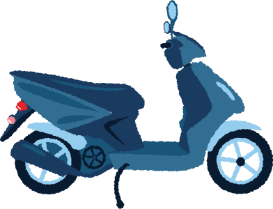 style scooter images in PNG and SVG | Icons8 Illustrations
