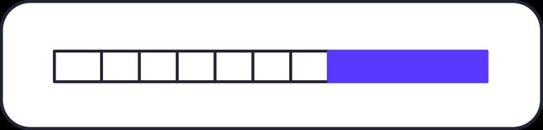 uploading  progress bar Clipart illustration in PNG, SVG