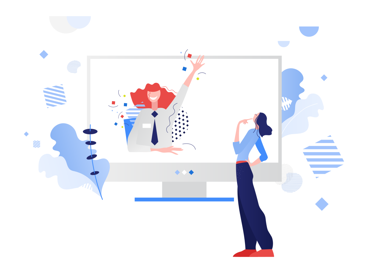 Custumer service, support Clipart illustration in PNG, SVG