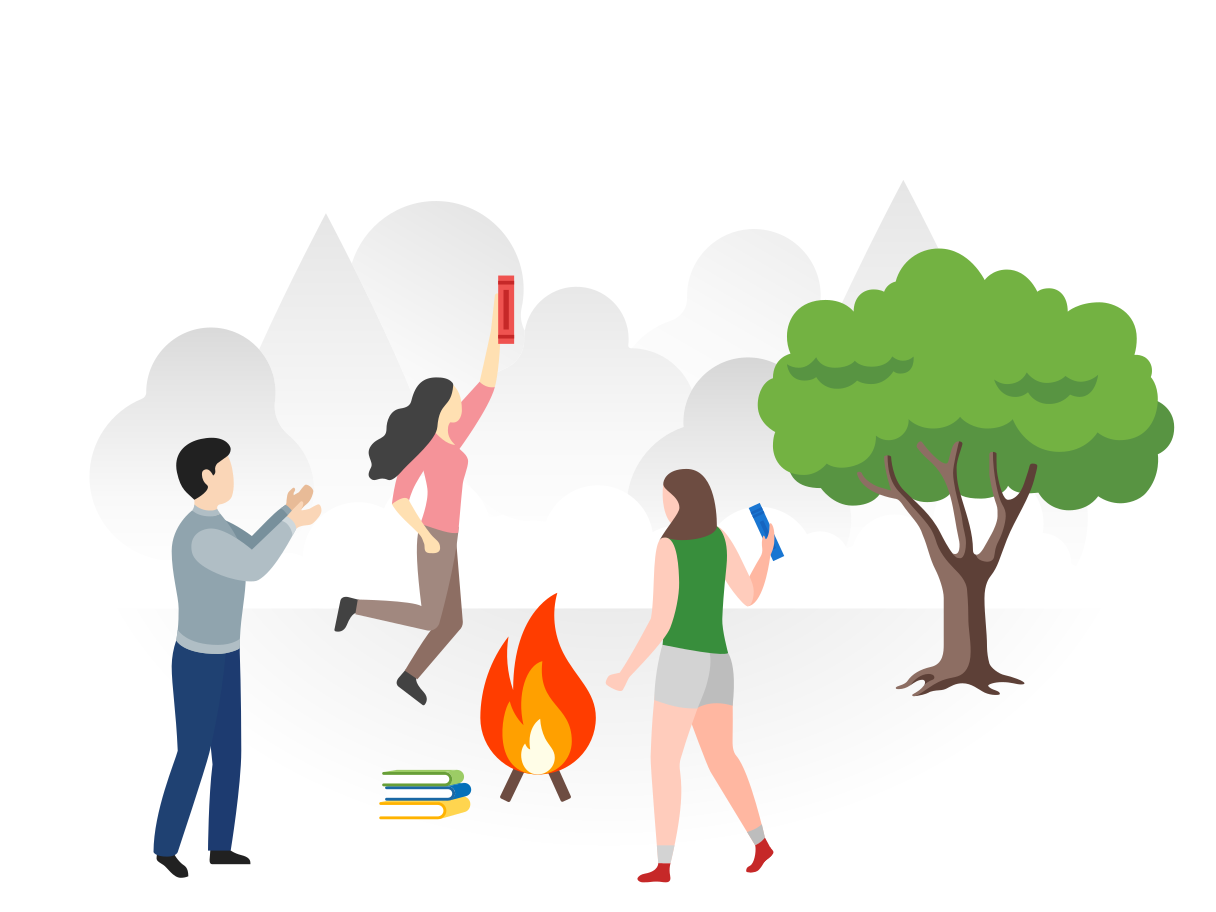 Ilustración de clipart de Graduación en PNG, SVG