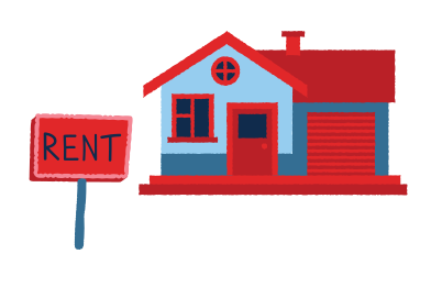 style Rent images in PNG and SVG | Icons8 Illustrations
