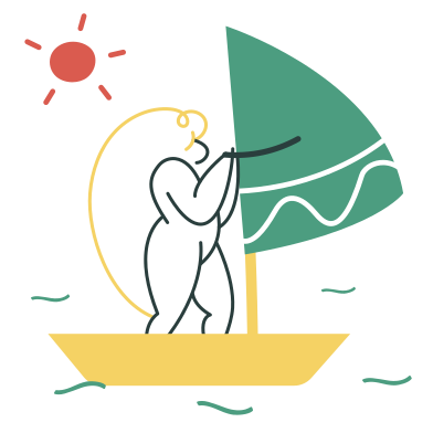 style Sailing images in PNG and SVG | Icons8 Illustrations