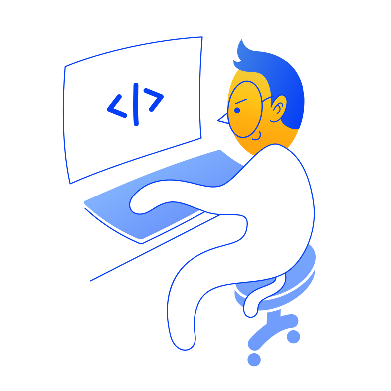 Great code Clipart illustration in PNG, SVG