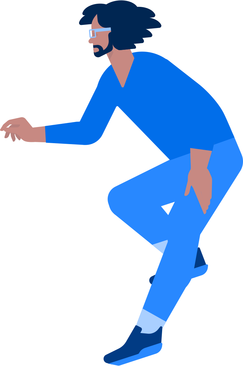 style man sitting at a table Vector images in PNG and SVG | Icons8 Illustrations
