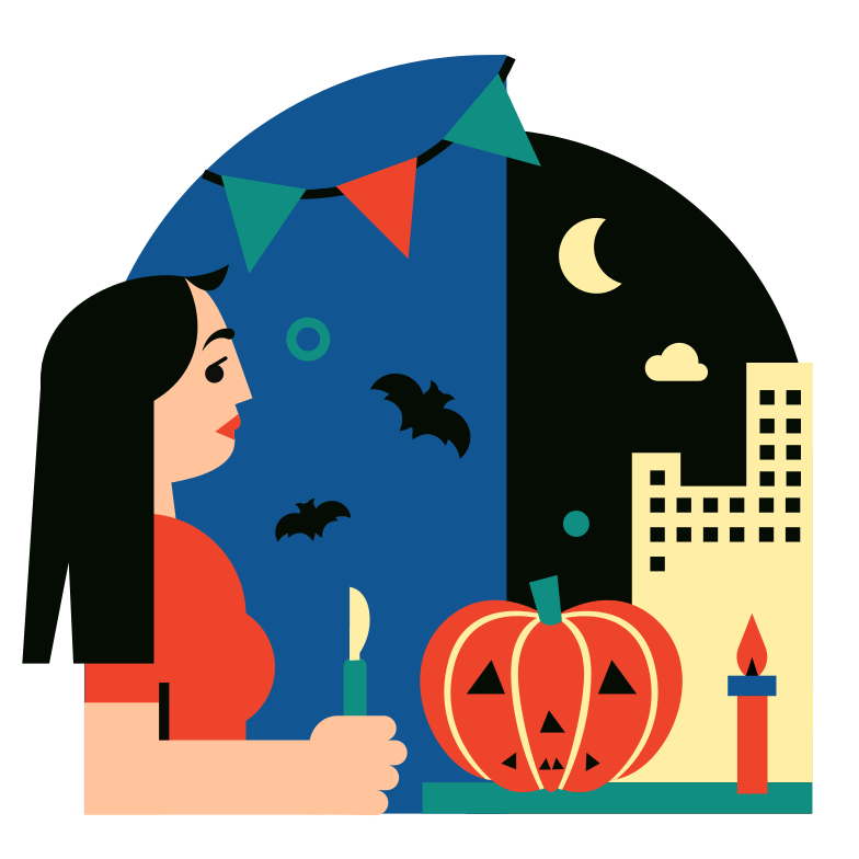 style Halloween Vector images in PNG and SVG | Icons8 Illustrations