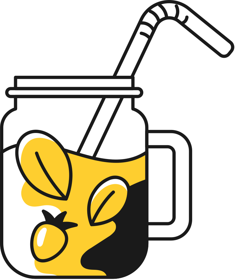 style jar of lemonade Vector images in PNG and SVG | Icons8 Illustrations