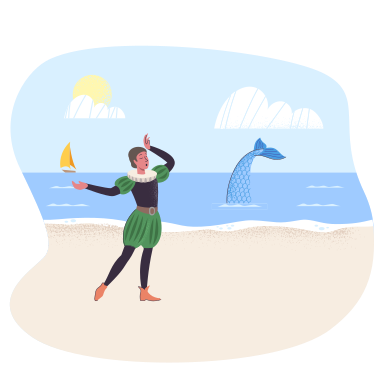 style Mermaid images in PNG and SVG | Icons8 Illustrations