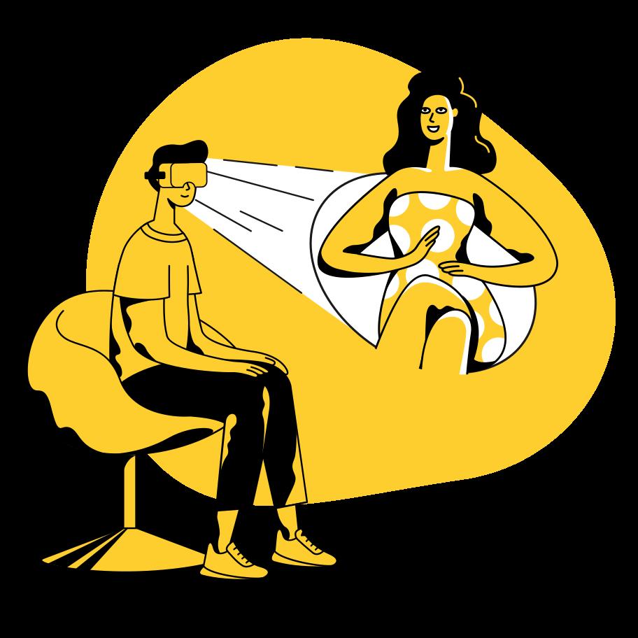 VR1 Clipart illustration in PNG, SVG