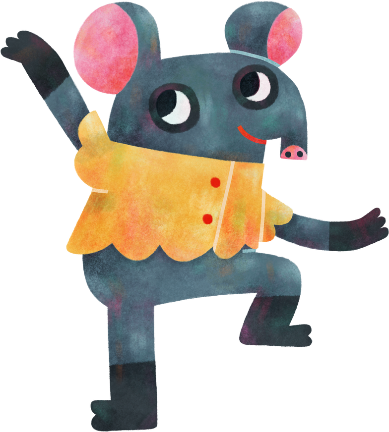 tapir Clipart illustration in PNG, SVG