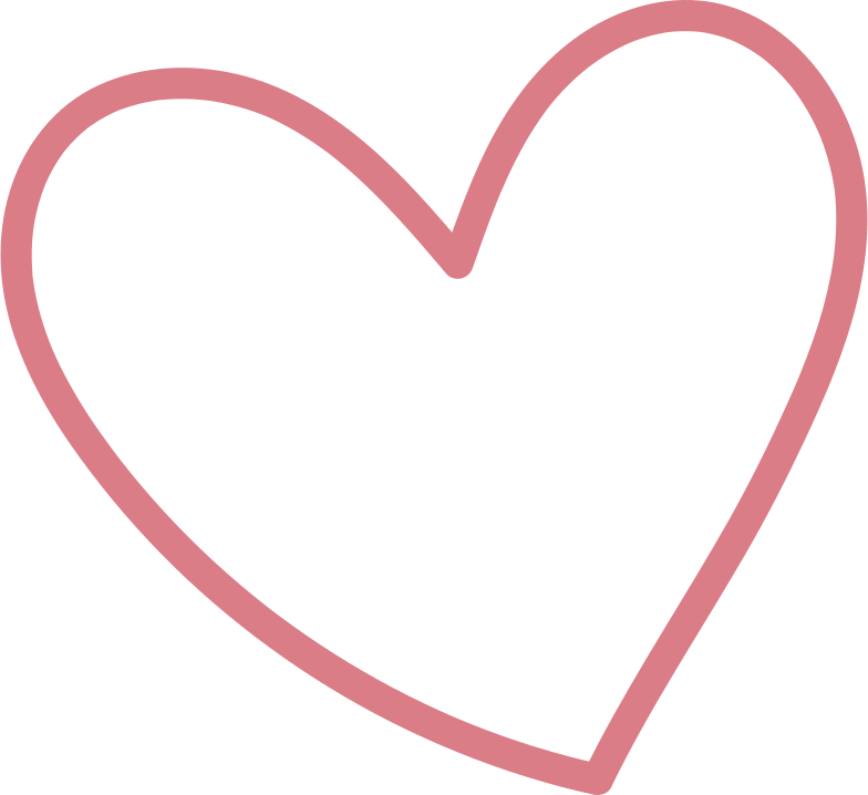 tk red heart Clipart illustration in PNG, SVG